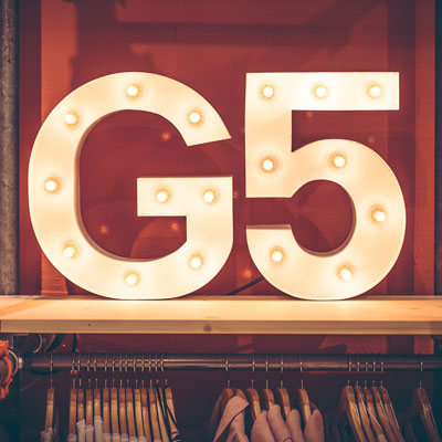 All New G5